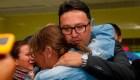 Conmocion, rewpudio y condena en Ecuador, un pais de luto.