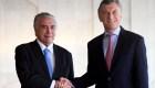La relación de Brasil y Argentina