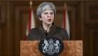 Theresa May: Hay que fortalecer la prohibición del uso de armas químicas