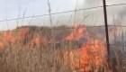 Continúa estado de emergencia en Oklahoma por incendios