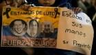 Ecuador promete buscar a responsables por muerte de periodistas