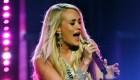 Carrie Underwood volvió a los escenarios