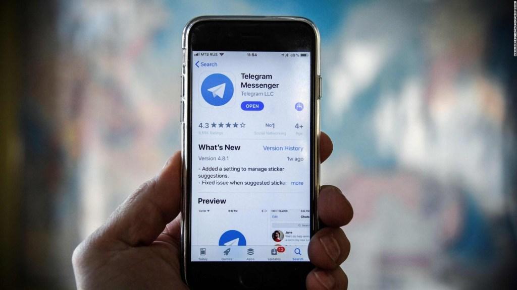 Fundador de Telegram luchará contra prohibición de 'app' en Rusia