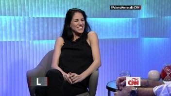 #Lapreguntaalaire a Paloma Herrera