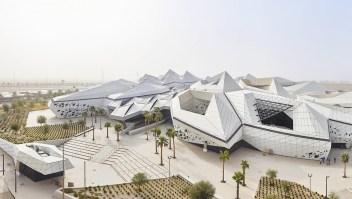 Kapsarc: el centro más inteligente de Arabia Saudita