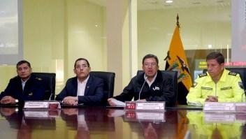 #MinutoCNN: Secuestran a otras dos personas en Ecuador