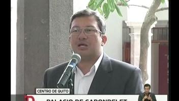 Autoridades de Ecuador identifican a la pareja secuestrada