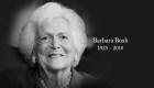 Así recordamos a la ex primera dama Barbara Bush
