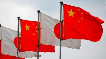 China y Japón retoman acercamiento militar