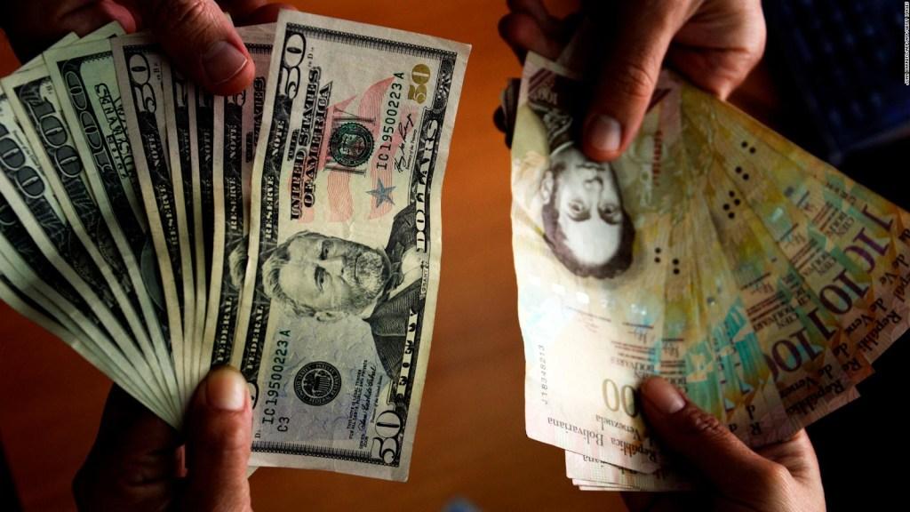 ¿Podría la dolarización aliviar la situación en Venezuela?