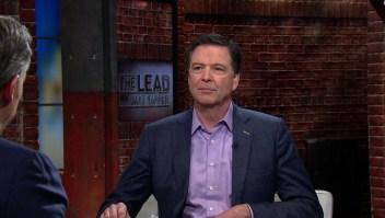James Comey en CNN, la entrevista completa