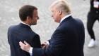 Así es la relación especial entre Trump y Macron