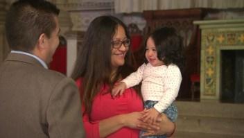 Iglesia de Nueva York refugia a madre indocumentada