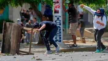 Reforma desata protestas en Nicaragua: hay heridos