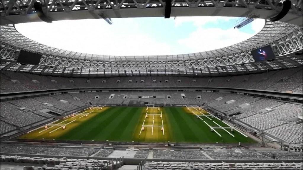 Un recorrido por el corazón del Mundial de Rusia