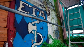 ETA se disculpa por los daños causados