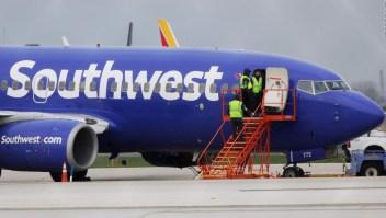 Pasajeros del vuelo accidentado de Southwest reciben US$ 5.000
