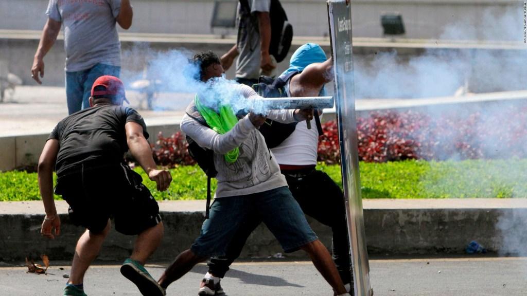 Esta es la complicada situación que enfrenta Nicaragua