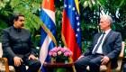 Maduro, el primer jefe de Estado en visitar a Díaz-Canel