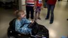 Este hospital usa autos a control remoto para niños