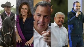 Estos serán los temas del debate presidencial en México