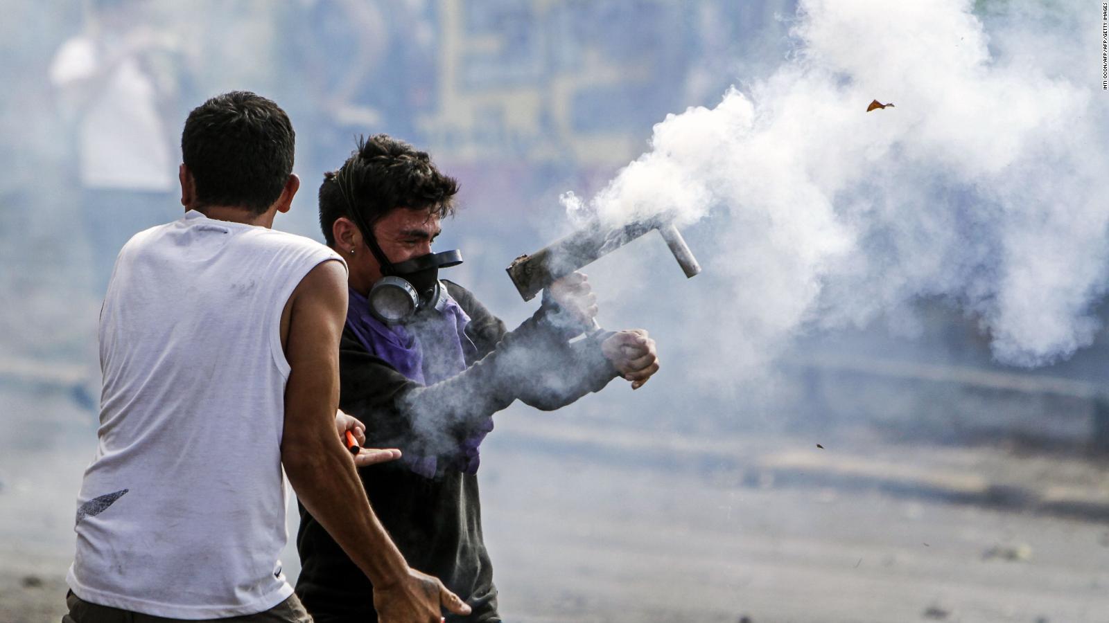 #MinutoCNN: Caos, saqueos y muertos y heridos en protestas de Nicaragua