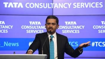 #LaCifraDelDía: La mayor empresa de tecnología de la India rompe récord