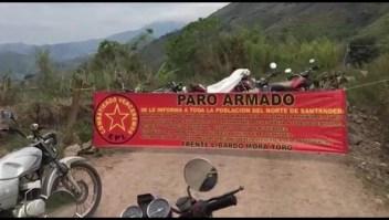 El Catatumbo en Colombia es presa de la violencia y peleas entre guerrillas