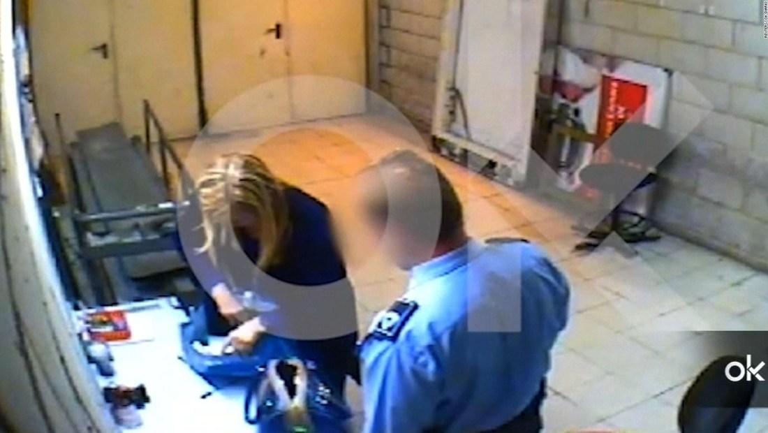 El video del presunto robo de cremas de Cifuentes
