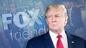 Trump ejerce su propia defensa en una entrevista con Fox