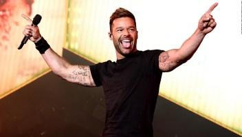 """¿Qué tiene Las Vegas que """"enamora"""" a Ricky Martin?"""