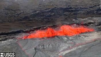 #LaImagenDelDía: el volcán Kilauea despertó