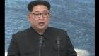 Kim Jong Un: Este es un nuevo comienzo para nosotros