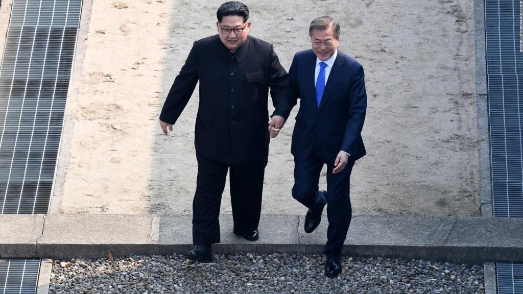 El paso de Kim Jong Un que hizo historia