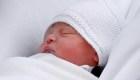 Este es el nombre del nuevo bebé real