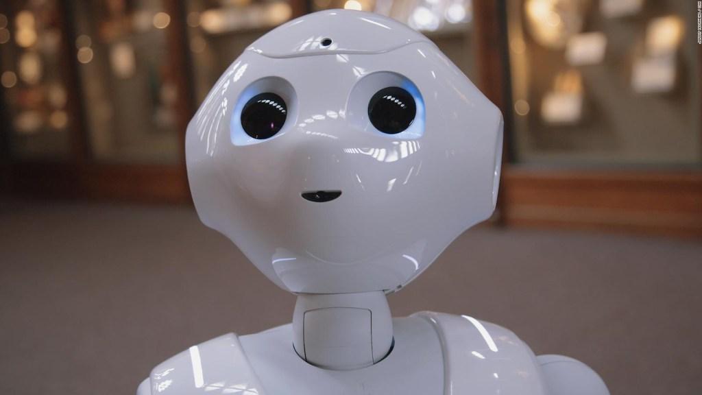 Este robot es el nuevo guía de los museos Smithsonian