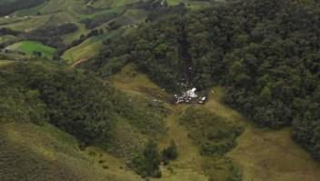 Informe final del vuelo de Lamia que mató al Chapecoense