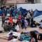 Migrantes solicitan asilo en EE.UU.
