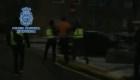 Policía detiene a sospechoso de incitar al terrorismo