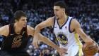 ¿Otra vez Cavaliers y Warriors a la final de la NBA?