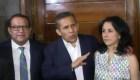 #MinutoCNN: Humala y Heredia salen de prisión