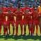 El equipo de Perú posa en un partido en Nueva Zelanda. (Crédito: Kai Schwoerer/Getty Images)