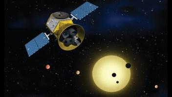 TESS, el satélite de búsqueda de planetas de la NASA