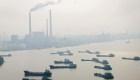 #MinutoCNN: 90% de las personas respira aire con altos niveles de polución en el mundo