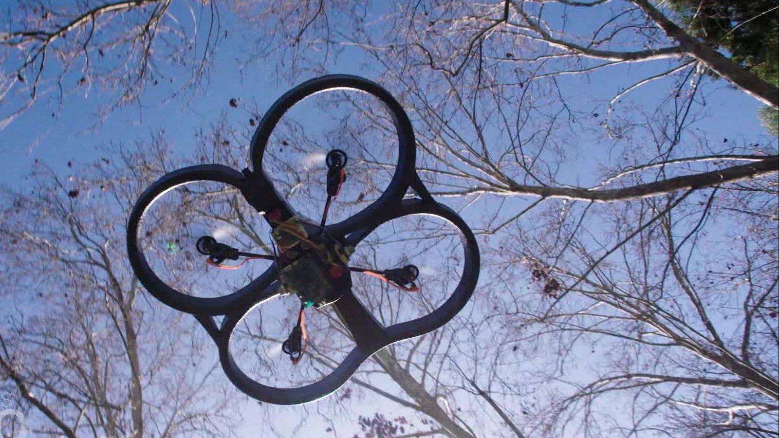 Los drones ya tienen permiso para volar en EE.UU