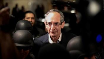 Expresidente Álvaro Colom saldrá de prisión