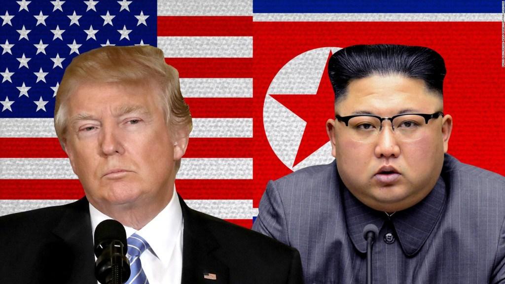 EE.UU. cancela cumbre entre Trump y Kim Jong Un
