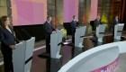 Nuevo debate presidencial en México: votantes podrán hacer preguntas a los candidatos