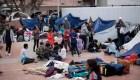 ¿Qué hacen los migrantes mientras un juez decide sobre su pedido de asilo político?
