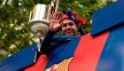 Iniesta dejará al Barça: las reacciones más emotivas